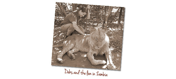 Debs and the Lion