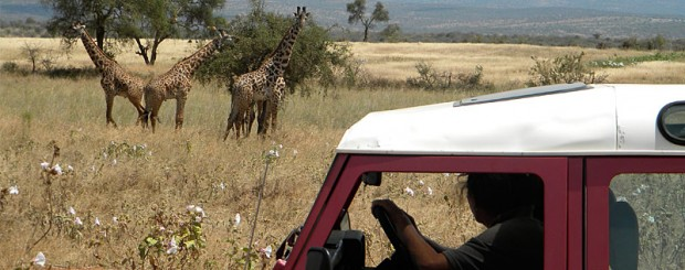 4x4 Self Drive Safari from South Africa to Nairobi Kenya