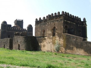 Gondar set high in the Ethiopian highlands is the home to the Royal Enclosure (Fasil Gheddi) a remarkable castle from the 16th and 17th Centuries