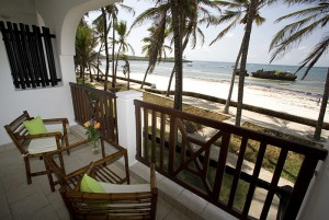 One of the many resorts offering beach front rooms and villas, Zanzibar has a range of exquisite accommodation to suit all budgets.