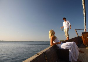 A Safari and beach holiday is the ideal way to spend your honeymoon.