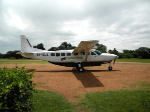 Flying from the Masai Mara to the Kenyan coast is the ideal mode of travel for those with limited vacation time.