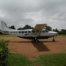 Take off to the skies on our luxury East African flying safari vacations.