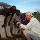Taking photographs in Africa is a must although we also need to be aware that it can be intrusive for some people. Taking a photo and then showing the subject breaks down barriers and bridges cultural gaps.