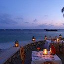 Zanzibar enjoys wonderful weather all year round making romantic dinners even more pleasurable.