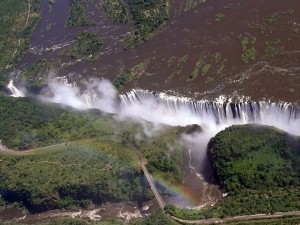 The only way to truly appreciate Victoria Falls is from the air, you can opt for a scenic flight, helicopter ride or a microlight.