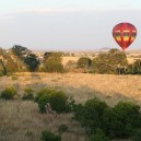 It is worth getting up well before the sun to experience the wonders of the Masai Mara at sunrise on a ballooning game drive.