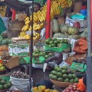 You will not get any fresher fruit and vegetables than at one of the many street stalls in Zambia