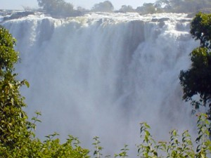 Be prepared for the spray and spectacle of Victoria Falls in Zambia