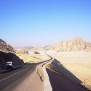 As we drive across the desert in Egypt it is amazing how it sparkles in the late afternoon light