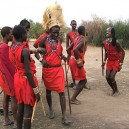Seeing a traditional tribal ceremony first hand is an incredible experience when traversing the African continent