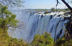 Nothing is more incredible than standing in front of The Victoria Falls and admiring this unbelievable natural creation bordering Zambia and Zimbabwe