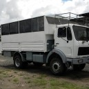 We have a variety of 4x4 overland truck designs to suit the needs of your group or family