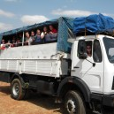Our 4x4 overland trucks are designed for comfort and durability – perfect for Africa