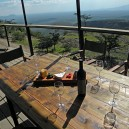 On our accommodated Kenya Migration Safari we choose accommodation that is both unique and affordable like this magical place on the edge of the Great Rift Valley.