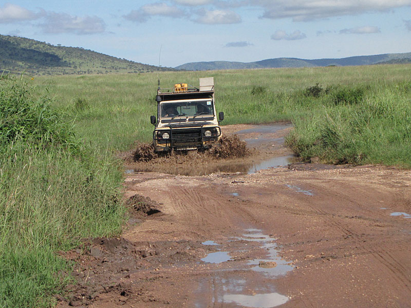 Self Drive Safari Tanzania | 4x4 Tanzania Safari Tour
