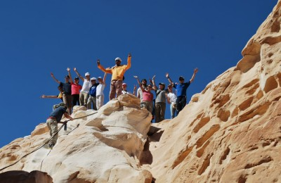 Trekking, climbing, hiking ….  there are all sorts of adventure activities for your student group trip to East Africa