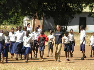 Unique cultural experiences on our community service trips in Africa