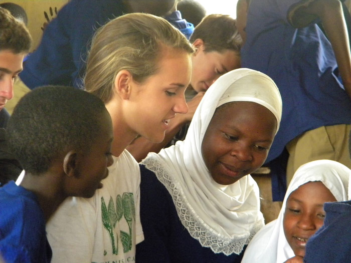 Teaching English In Africa - Lawteched