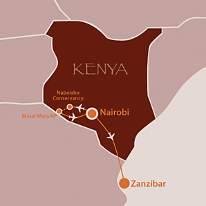 Mara and Zanzibar
