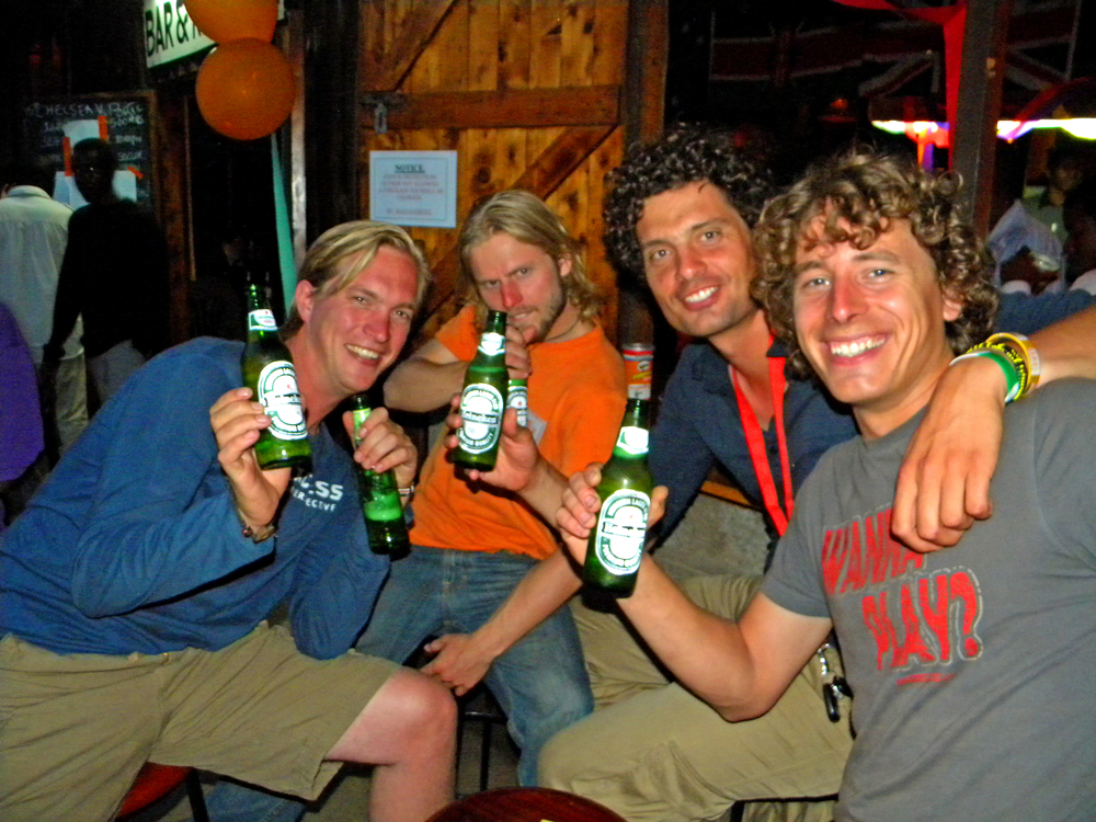 Safari and Beaches Budget Overland - Africa Expedition Support