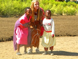 Time to make new friends on Safari and Beaches overland budget safari