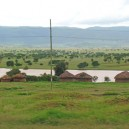 Driving yourself lets you see so much more like these little villages in Tanzania