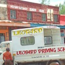 There is even a driving school for leopards in Kenya!!! Only joking ......