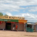 Don't forget to book in for a treatment at the 5 Star Beauty Parlour while on the Adventure Budget Safari with Africa Expedition Support