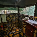Glamping at its best while on safari in Kenya with Africa Expedition Support